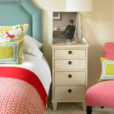 Traditional Bedroom by Amory Brown