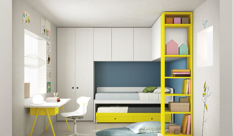 How to Arrange a Compact Teen Bedroom