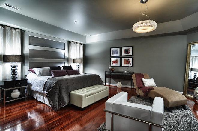 Modern Bedroom by CIRCLE Design Studio