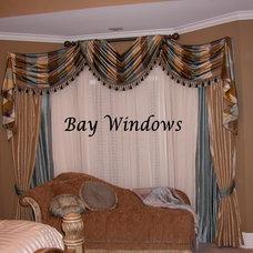 Eclectic Bedroom by The Interiors Workroom, Inc