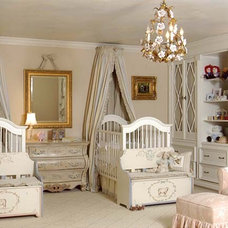 Traditional Bedroom by michele delisle design group inc.