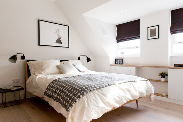 Contemporary Bedroom by Indie & Co.