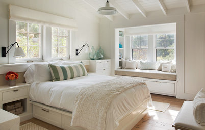 8 Practical Space Savers for Small Bedrooms