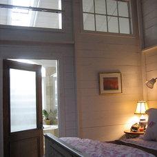 Eclectic Bedroom by M.A.D. Megan Arquette Design
