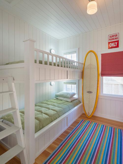 Surfboard Bedroom Design Ideas, Remodels & Photos   Houzz