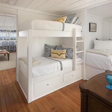 Beach Cottage Bunk Beds