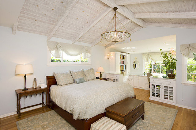 Traditional Bedroom by Susan Jay Design