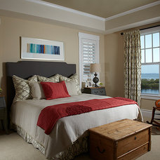 Traditional Bedroom by Freestyle Interiors