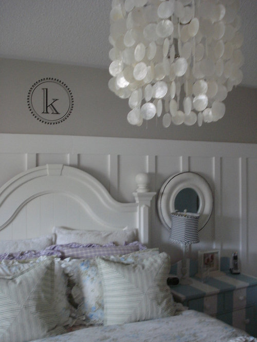 cottage style bedroom. Example of a classic bedroom design in Toronto Cottage Style Bedroom  Houzz
