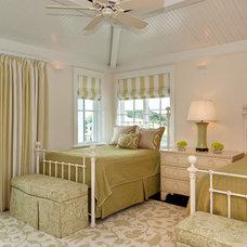 Tropical Bedroom by Kurtz Homes Naples