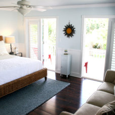 Tropical Bedroom Beach House Bedroom