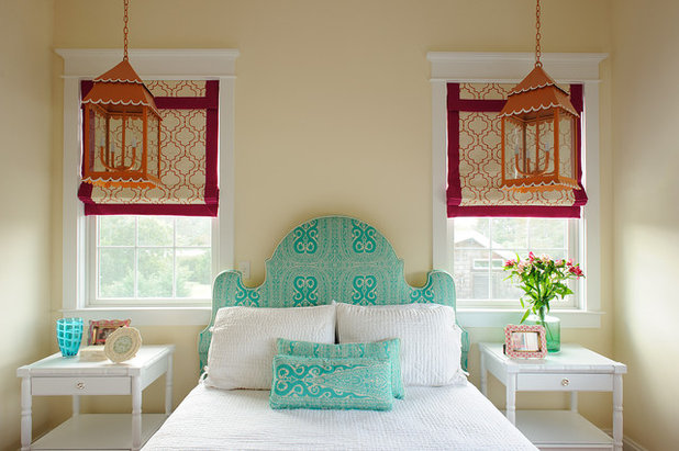 Coastal Bedroom by Kelly Nelson Designs