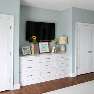 Beach House Master Bedroom Closets