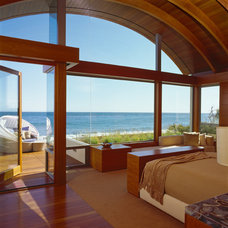 Beach Style Bedroom by The GR Plume Company, Inc