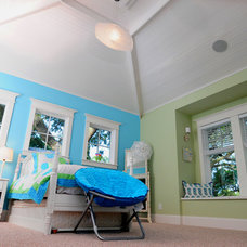 Beach Style Bedroom by Sunset Properties of Tampa Bay