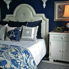 Beach Style Bedroom by Kim Armstrong