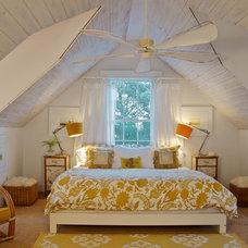 Beach Style Bedroom by Starr Sanford Design