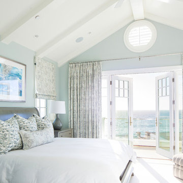 Beach View Custom Home