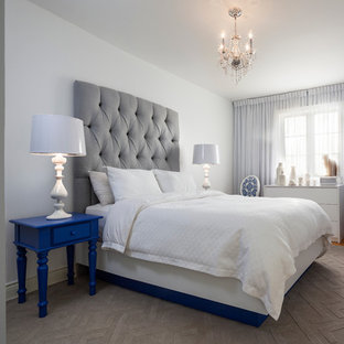 Royal Blue Bedroom Ideas And Photos Houzz
