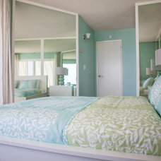 Beach Style Bedroom by Simply Stunning Spaces