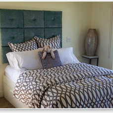 contemporary bedroom by Heady Bed