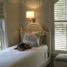 Tropical Bedroom by kwcustomdesign
