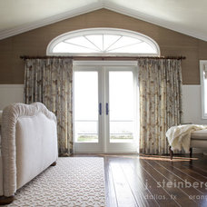 Traditional Bedroom by Janelle Steinberg Interior Design