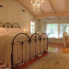 Traditional Bedroom by Barbara Stock Interior Design