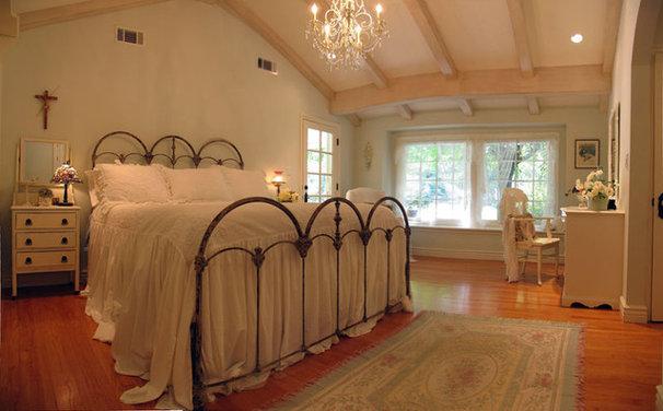 Traditional Bedroom by Barbara Stock Interior Design
