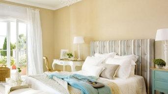 Beautiful Bedroom Paint Job