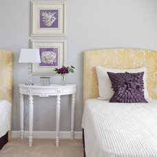 Traditional Bedroom by Showhomes of Charleston