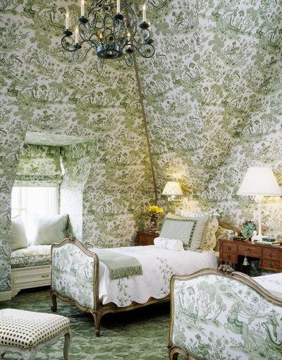 Victorian Bedroom by Tucker & Marks