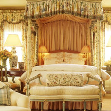 Traditional Bedroom by Tucker & Marks