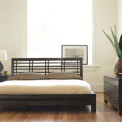 contemporary bedroom by usona