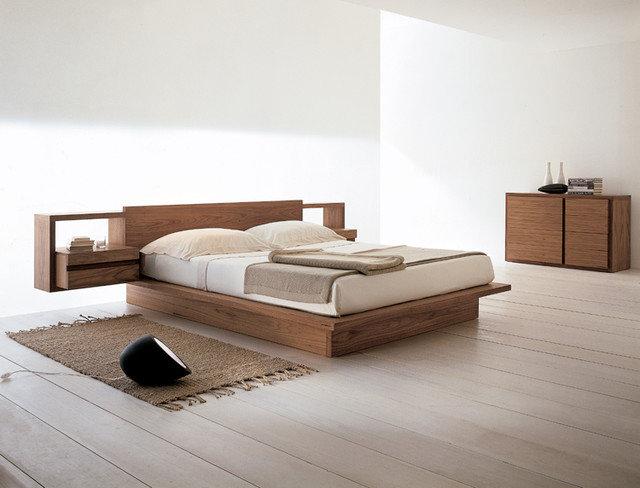 Modern Bedroom by usona