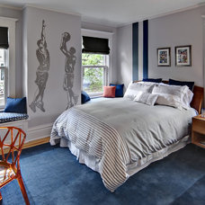 Contemporary Bedroom by Fox Interiors