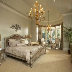 mediterranean bedroom by John Termeer
