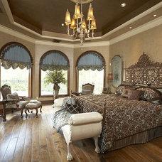 Mediterranean Bedroom by John Termeer
