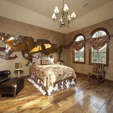 Bedroom by John Termeer