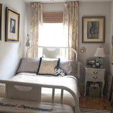 Shabby-chic Style Bedroom by Union Adorn