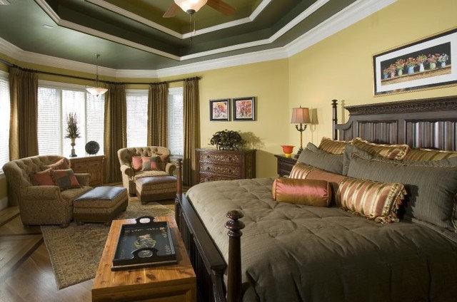 Traditional Bedroom by Distinctive Fabrics and Furniture