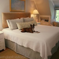 Traditional Bedroom by Michelle Jamieson Interiors / New England Style