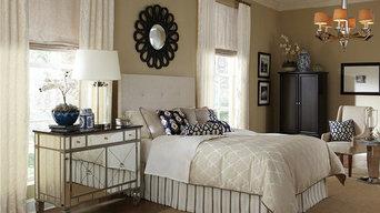 Bedding, Roman Shades, Panels & Pillows