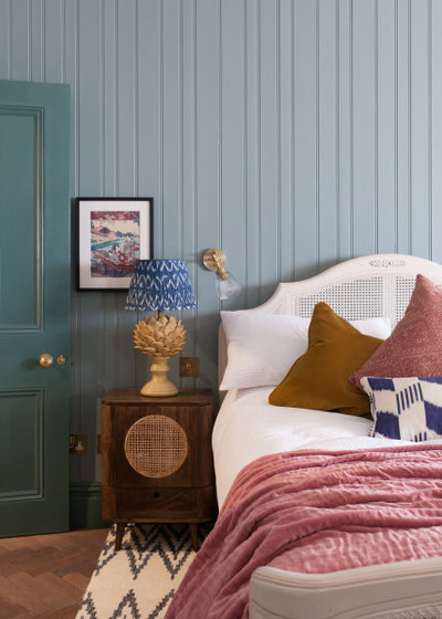 Fusion Bedroom by Brooke Copp-Barton | Home Interior Design