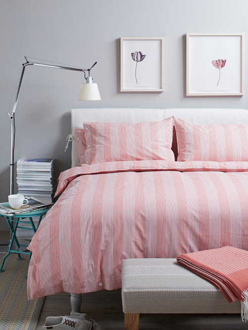 Grey And Pink Bedroom Ideas Photos