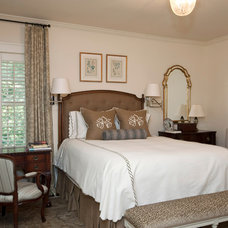 traditional bedroom by The Kenney Group, LLC.