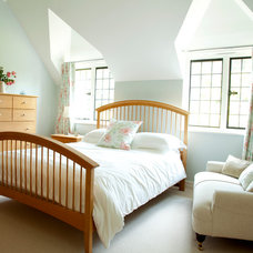 Traditional Bedroom by Abode Architects Llp