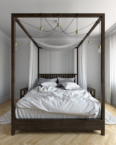 Contemporain Chambre by Aleks.K design & visualization