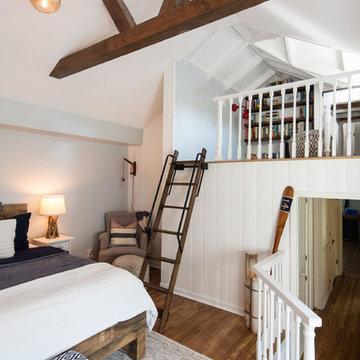 Bedroom & Loft Remodel