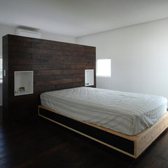 modern bedroom Bedroom & Office